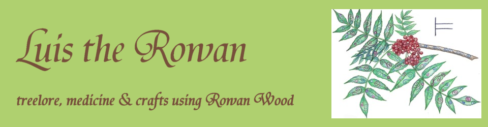 Luis the Rowan