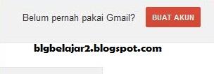cara bikin email google untuk mendaftar blogspot