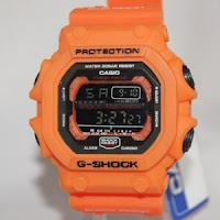 Casio G Shock GX56 Orange