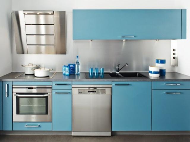 Idee decoration petite cuisine id es d co moderne - Idee pour petite cuisine ...