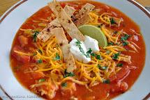 Barefoot Contessa Mexican Chicken Soup