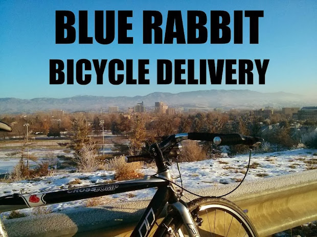 BLUE RABBIT BICYCLE DELIVERY