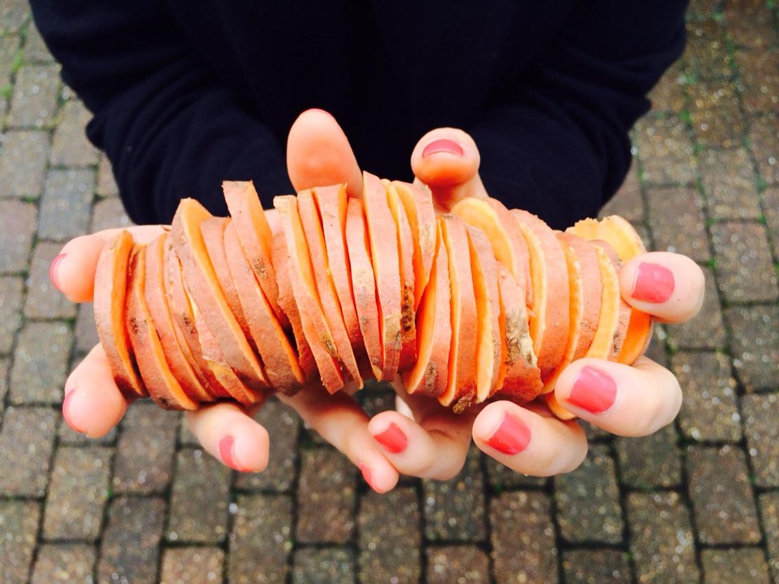 8 fit healthy sweet potato recipes raw rhubarb