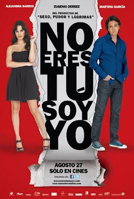 No Eres Tu Soy Yo – DVDRIP LATINO