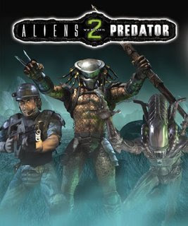 Alien Vs Predator 2 game