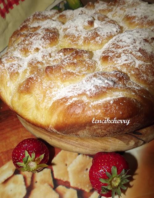 Разборный неаполитанский пирог Дунай