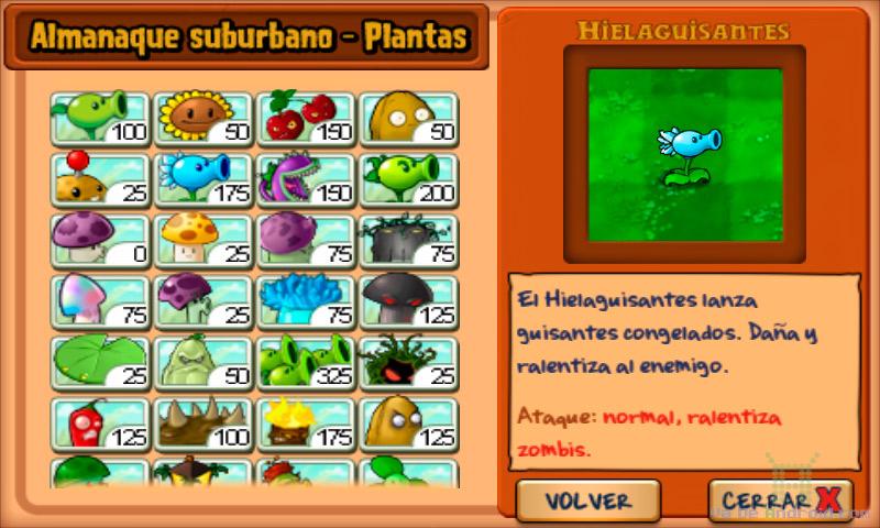 Gu  A  Trucos Y Estrategias Para Plants Vs Zombies  Segunda Parte