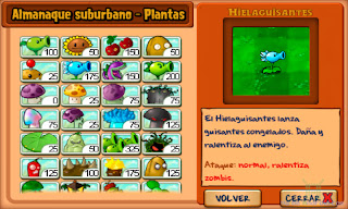 Plants vs Zombies Android Trucos