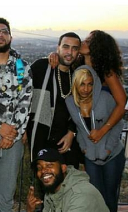 Who is french montana dating now