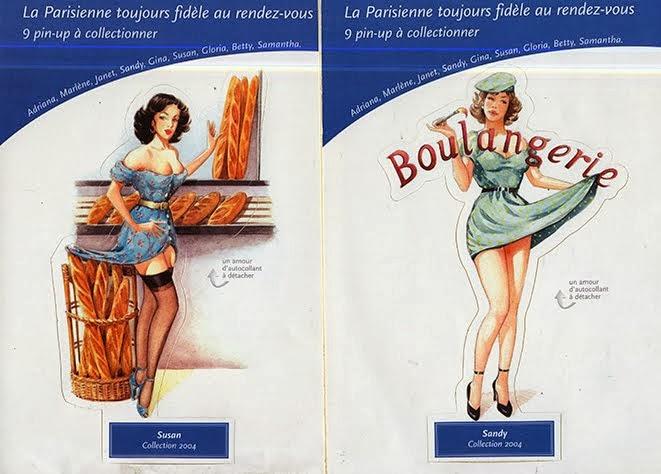 La Parisienne Pin Up 2