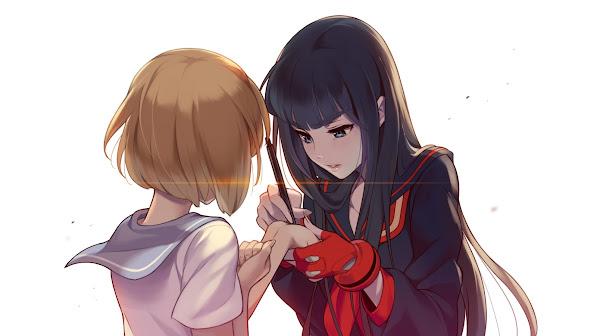 Mako and Satsuki 6o