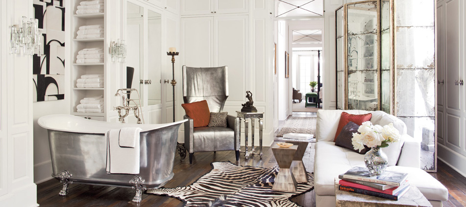 Comcelebrity Home Interiors : Chic Home Design and Decor: Gwyneth Paltrows New Home in LA