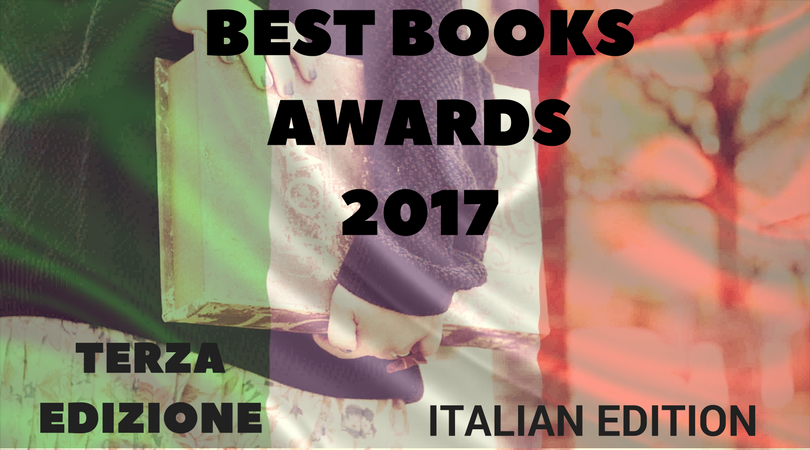 BEST BOOKS AWARDS 2017 - ITALIAN EDITION