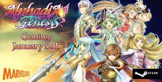 Alphadia Genesis RPG