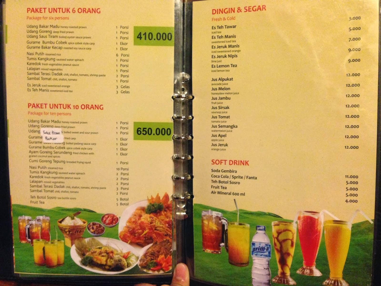 Gubug Makan Mang Engking Yogyakarta Eat And Still Hungry