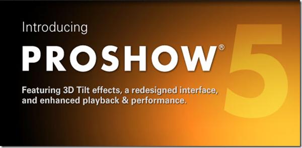 Download Photodex Proshow Producer 5.0.3297 Full Tilt