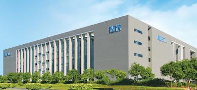 Gambar Gedung Kantor Meizu