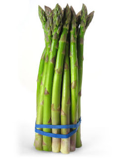 This is how the asparagus looks like