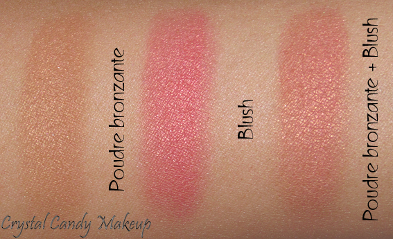 DiorSkin Nude Tan Paradise Duo 002 Coral Glow de Dior - Review - Swatch