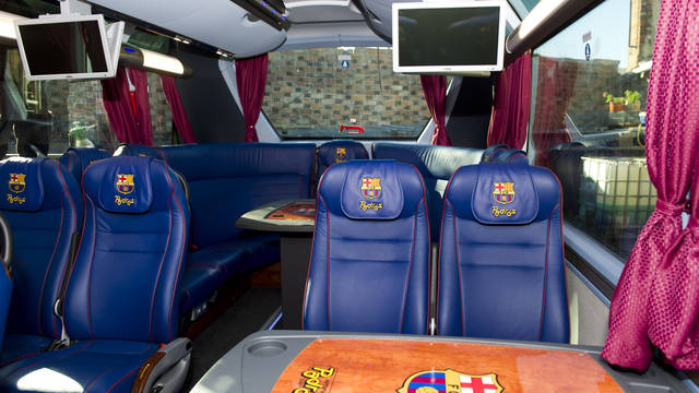 Bus Barça