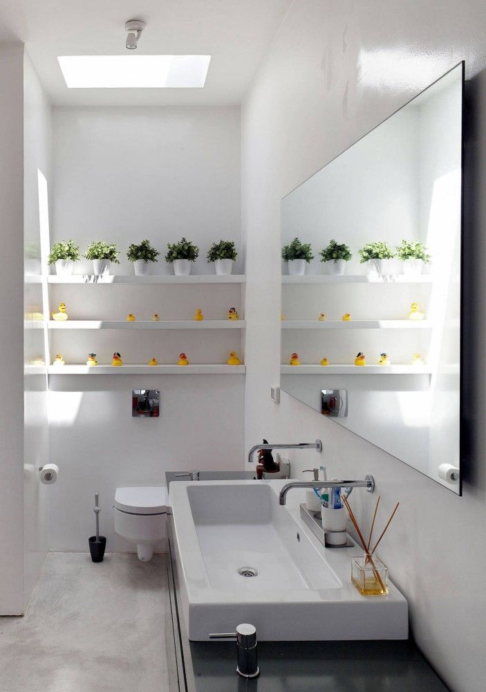 Stand Off Mirrors Stand Out Like No Other Bathroom Element