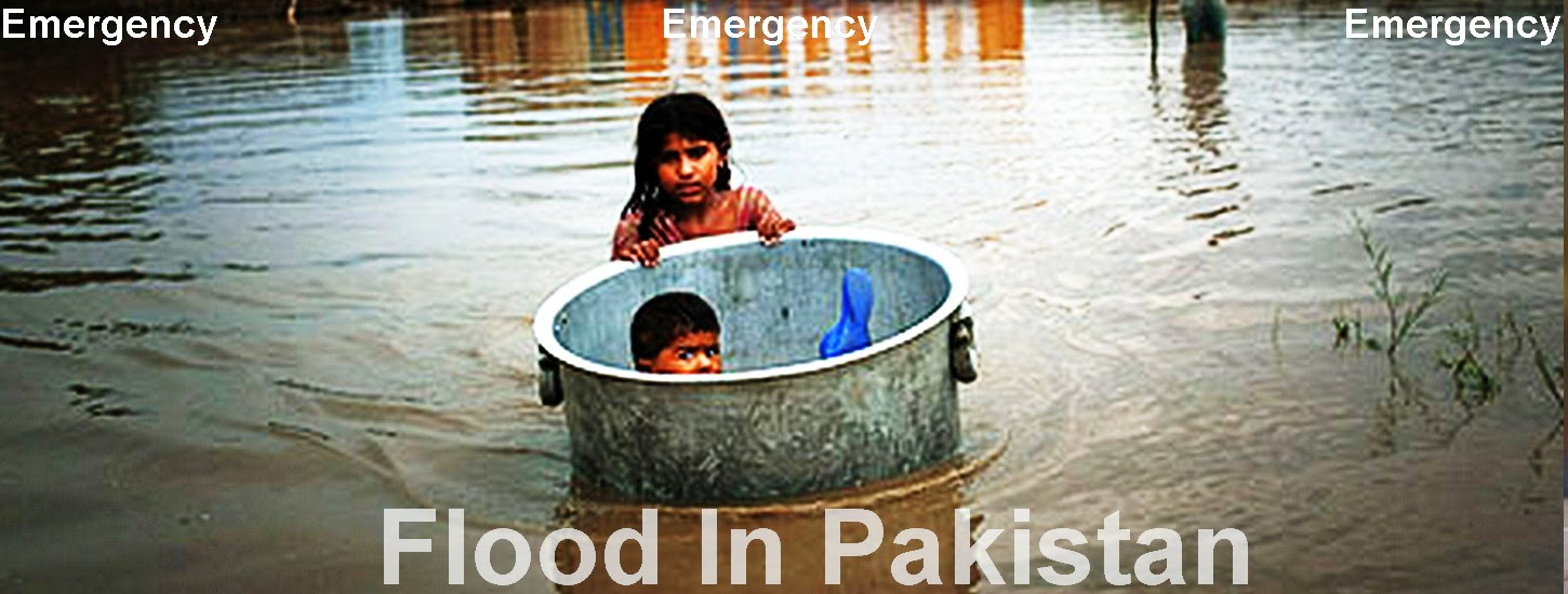 Essay on Flood in Pakistan 2018 with Outline