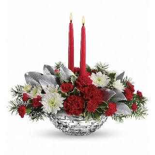 Order The Teleflora Winter Magic Bouquet