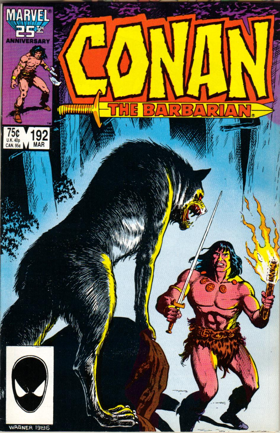 Conan the Barbarian (1970) Issue #192 #204 - English 1