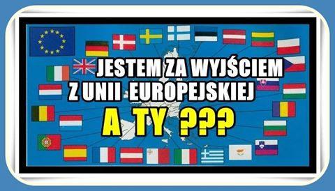 WYJŚĆ Z UE