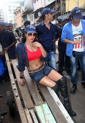 Veena Malik Hot photos at Kamathipura 008 Veena Malik hot Photoshoot at Kamathipura