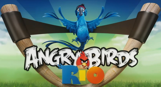 ANGRY BIRDS RIO 1.3 APK