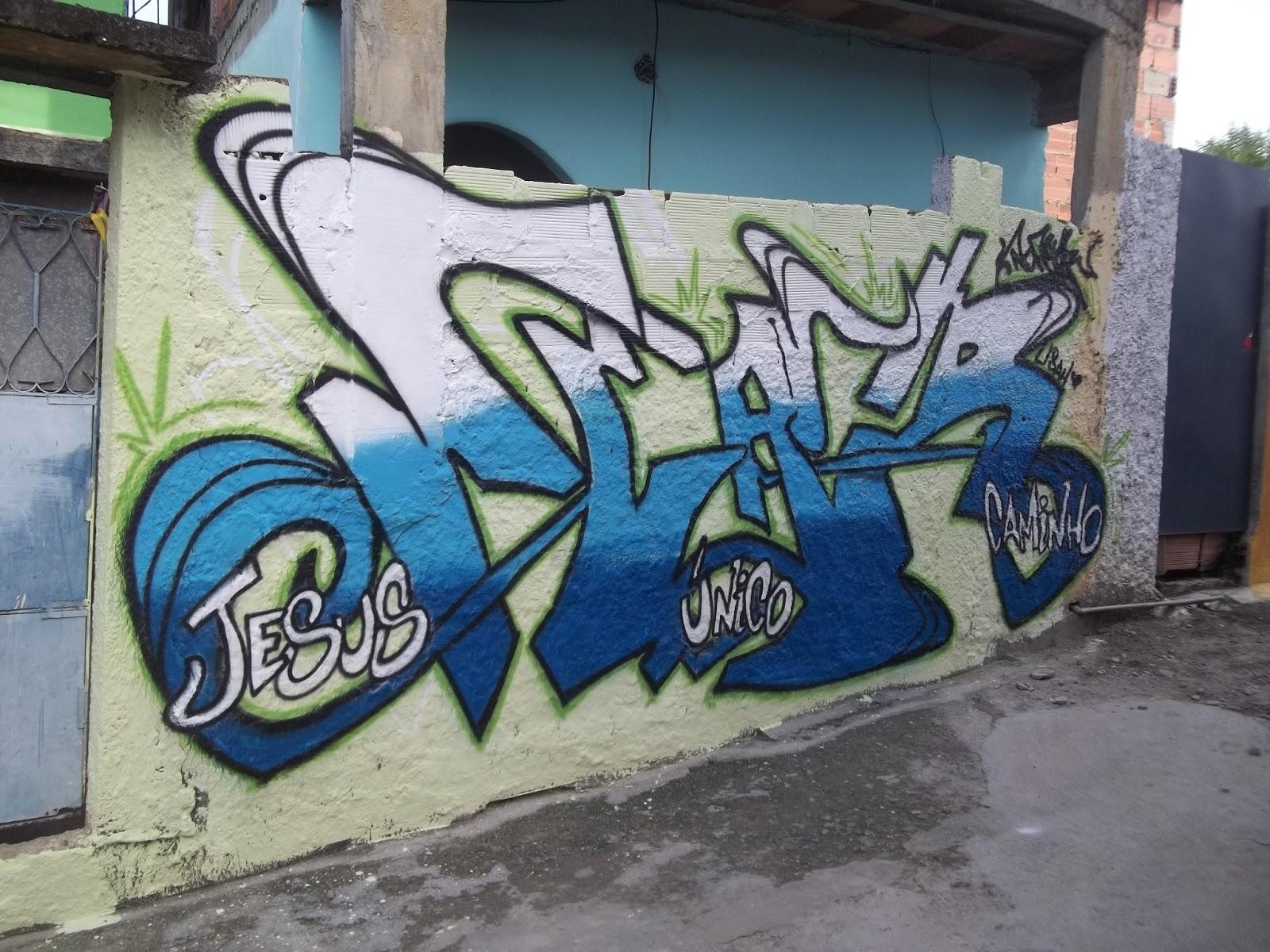 graffiti evangelista