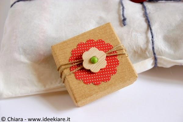 Idee per confezioni regalo handmade
