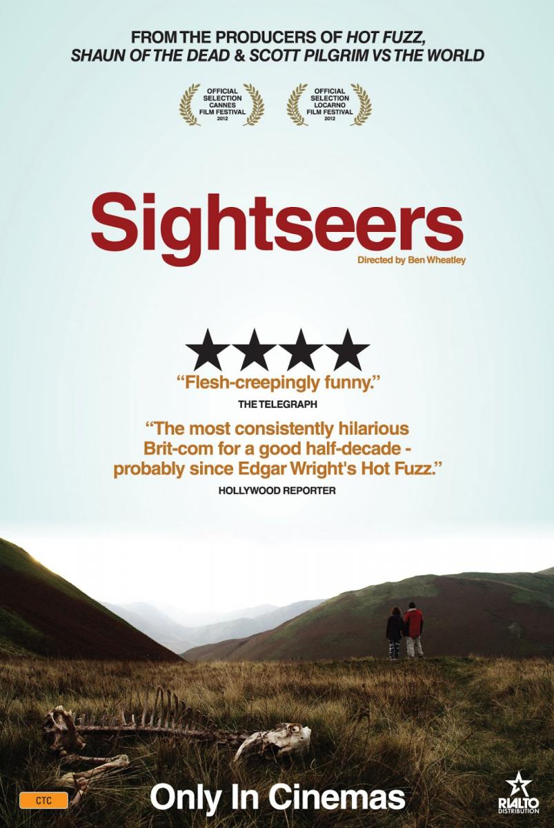 Sightseers (2012) Online Latino