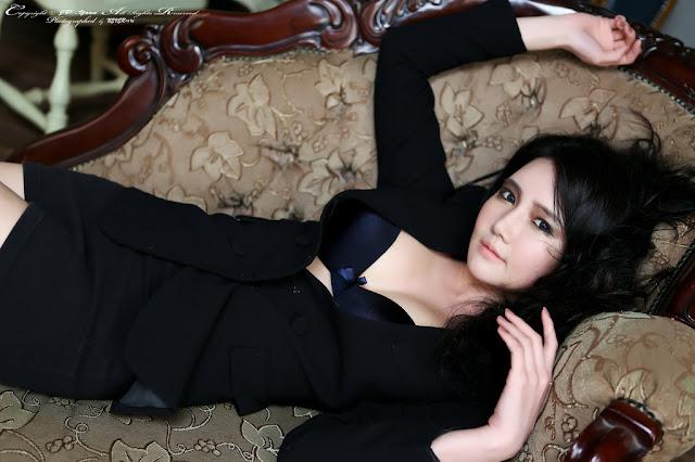 1 Sexy Han Ga Eun - very cute asian girl - girlcute4u.blogspot.com