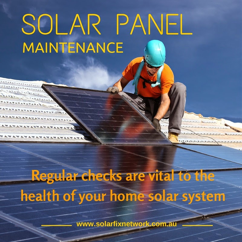 Adelaide solar panel cleaning, inspection and maintenance services