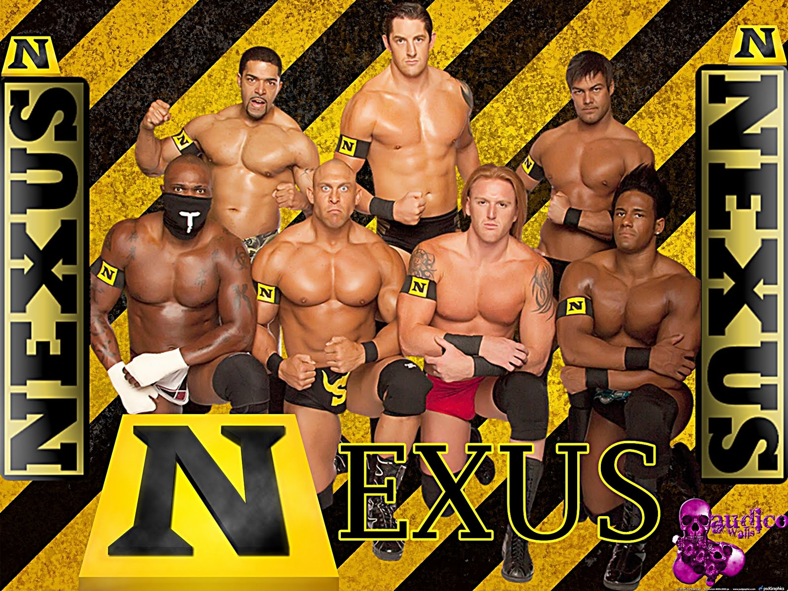The Nexus Wwe