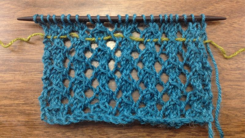 Knitting Lace Patterns Tips : Crazy Girl Yarn Shop: Tips from the Knit Doctor - Knitting ...