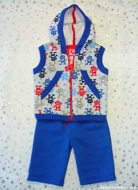 ropa de moda niños verano 2014