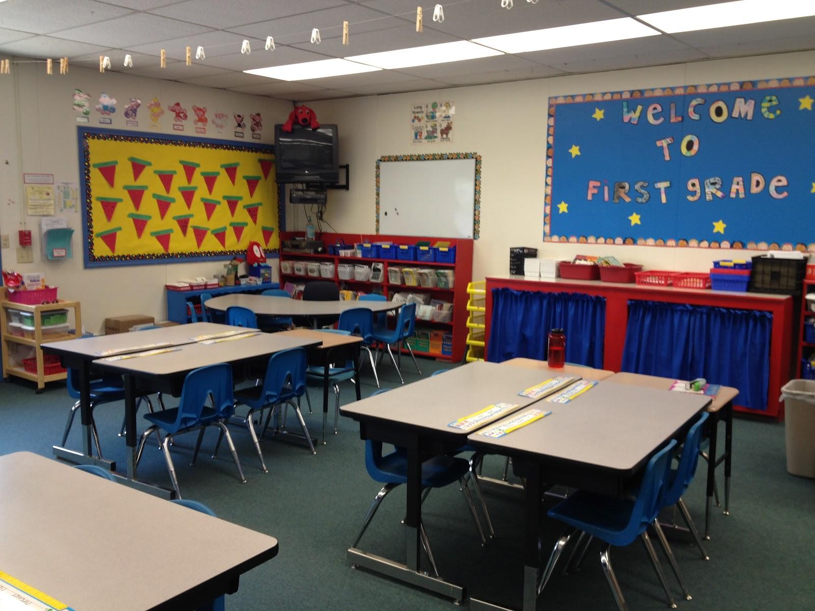 Classroom Decor First Grade ~ Teacher idea factory where i teach wednesday