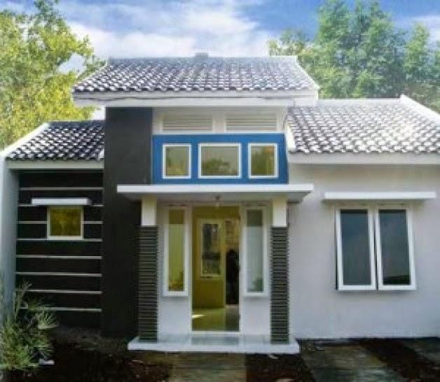 warna cat rumah minimalis terbaru rumah minimalis tempahan