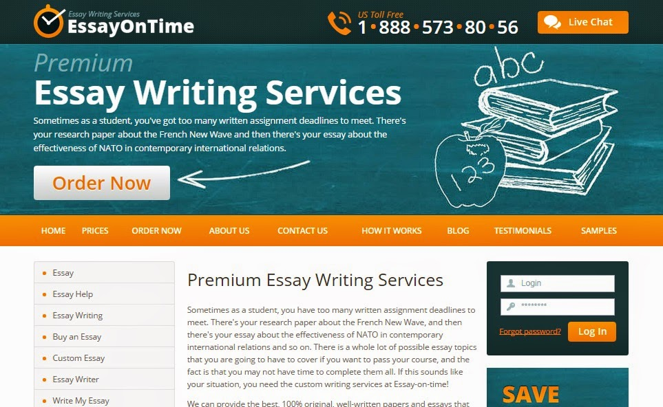 anyone ever use an essay writing service