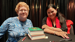 My interview with Diana Gabaldon!