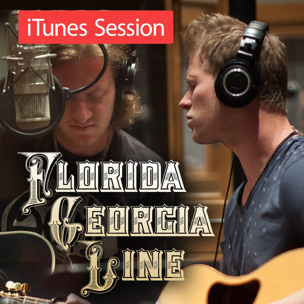 Florida Georgia Line - iTunes Session Cover