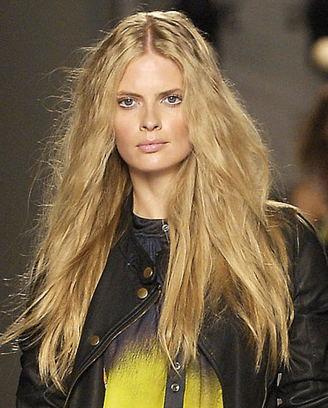 Cool Grunge Hairstyle 6