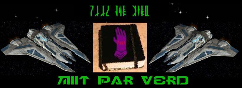 Miit par Verd - A Mando'a Word for a Warrior