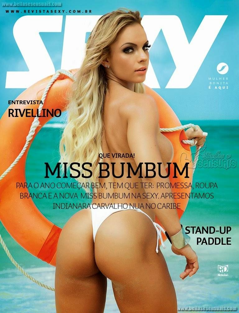 Download - Revista Sexy : Indianara Carvalho - Janeiro 2015