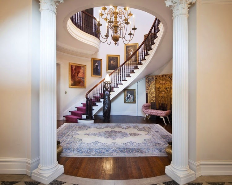 Victorian Style Foyer : Old world gothic and victorian interior design fabulous