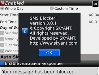 """""""SMSBlocker"""