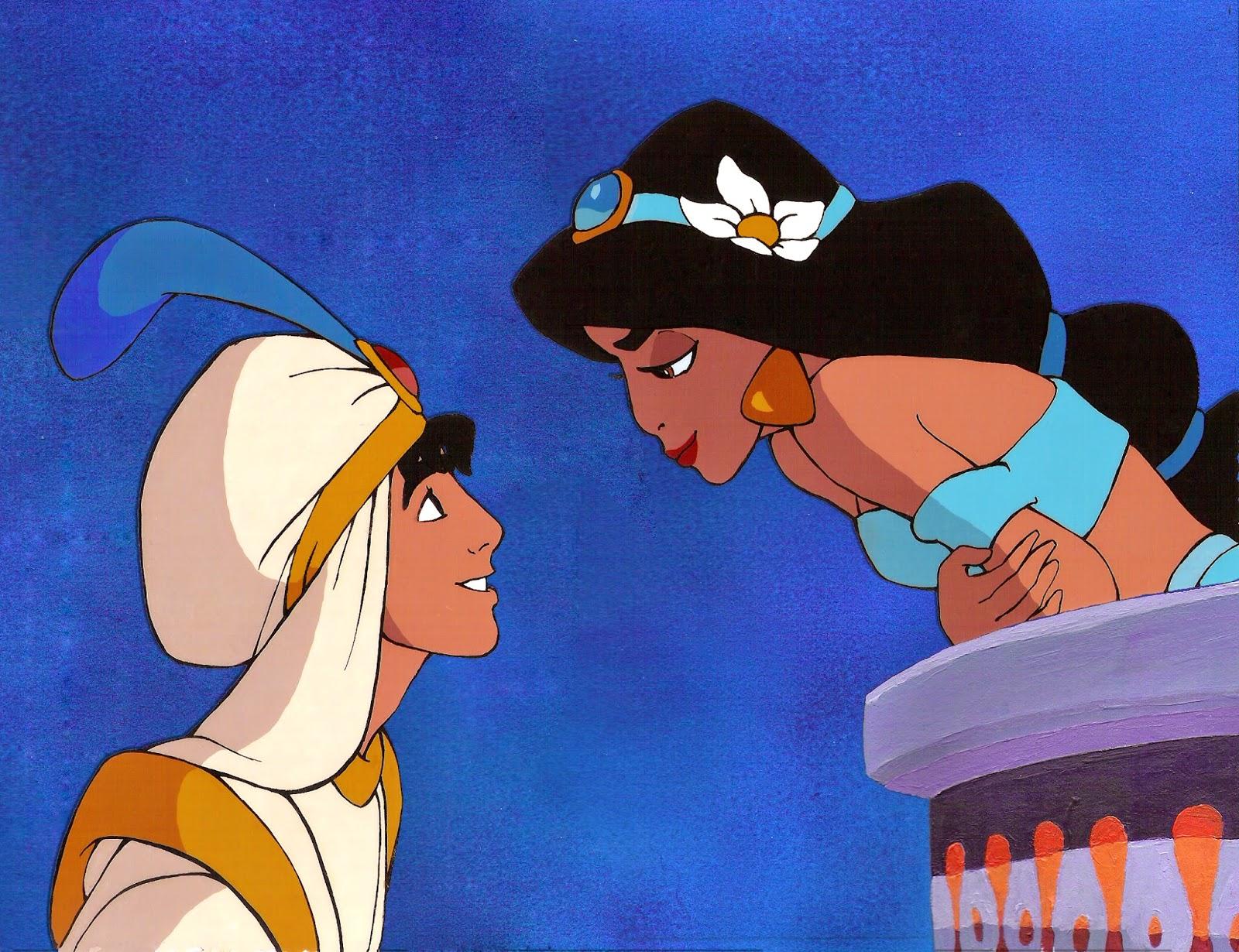 Aladino y la Lámpara Mágica, cuentos infantiles